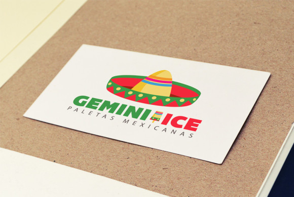 Logotipo Gemini Ice